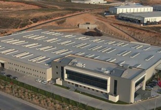 Ülker Çikolata Fabrikası