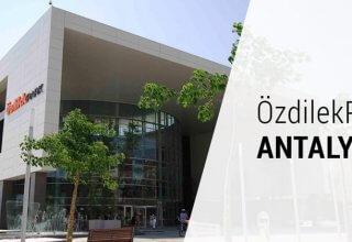 ÖzdilekPark Antalya