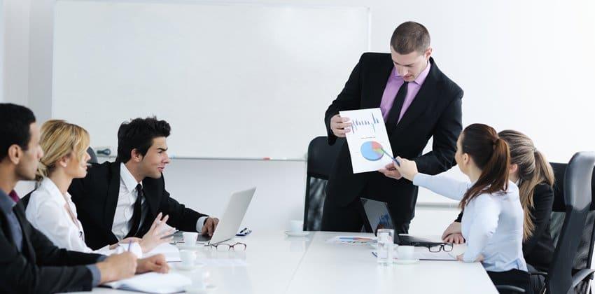 Toplantı Teknikleri, Toplantı Sunum Teknikleri