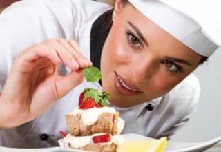 bayan aşçı