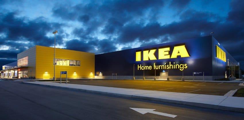 İKEA mağazası
