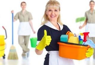 Temizlik işçisi ( temizlik görevlisi )