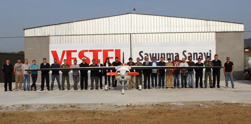 Vestel Savunma Sanayi iş ilanları