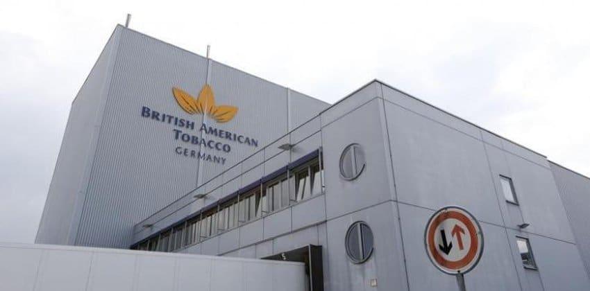 british american tobacco fabrikası