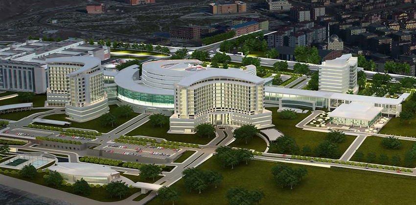 Erzurum Şehir Hastanesi iş ilanları