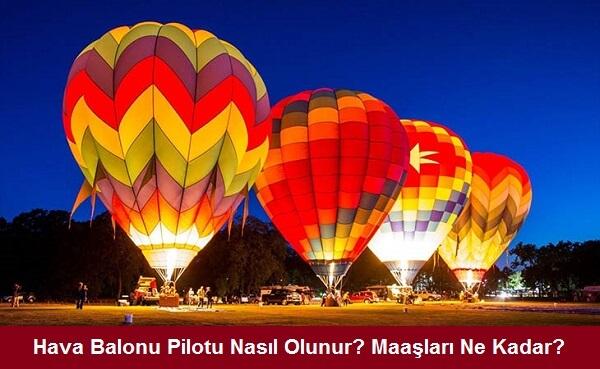 Hava Balonu Pilotu