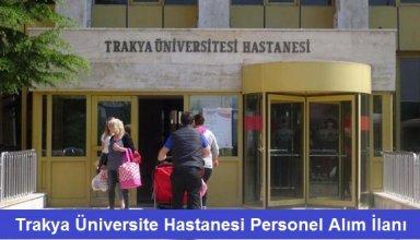 Trakya Üniversite Hastanesi