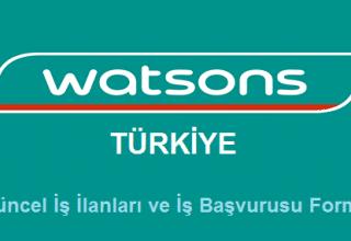 Watsons Türkiye