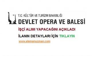 Devlet Opera ve Balesi