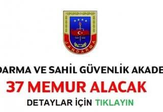 Jandarma ve Sahil Güvenlik Akademi