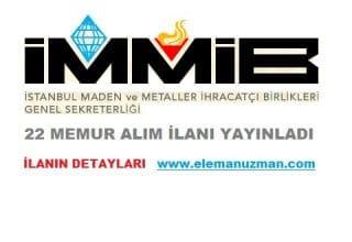 İMMİB