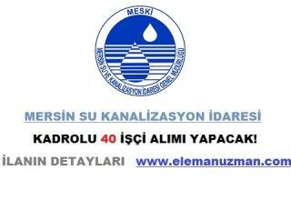 Mersin Su Kanalizasyon İdaresi