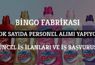 Bingo Fabrikası